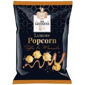 Die Geissens- Luxury Popcorn von XOX, Typ Toffee mit Meersalz 125g