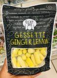 Dolce Idea Gessetti Ginger Lemon Lakritzkreidestäbchen Ingwer-Zitronengeschmack Italien 2019
