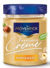 Mövenpick Nuss-Milch-Aufstrich
