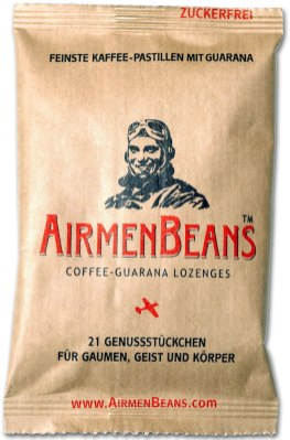 Airmen Beans Coffee Chocolate