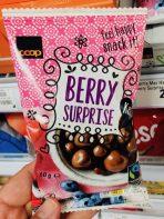 coop Schweiz Berry Surprise Schokolierte Blaubeeren