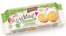 Kekse mit Caipirinha Cocktail-Geschmack von der Coppenrath Bakery