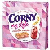 "Corny Müsliriegel ""My Style"", Typ Erdbeer-Milchshake"