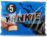 Yankie-Riegl mit Lakritz von Toms.