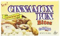Cookie Dough Bites Cinnamon Bun Bites 88G
