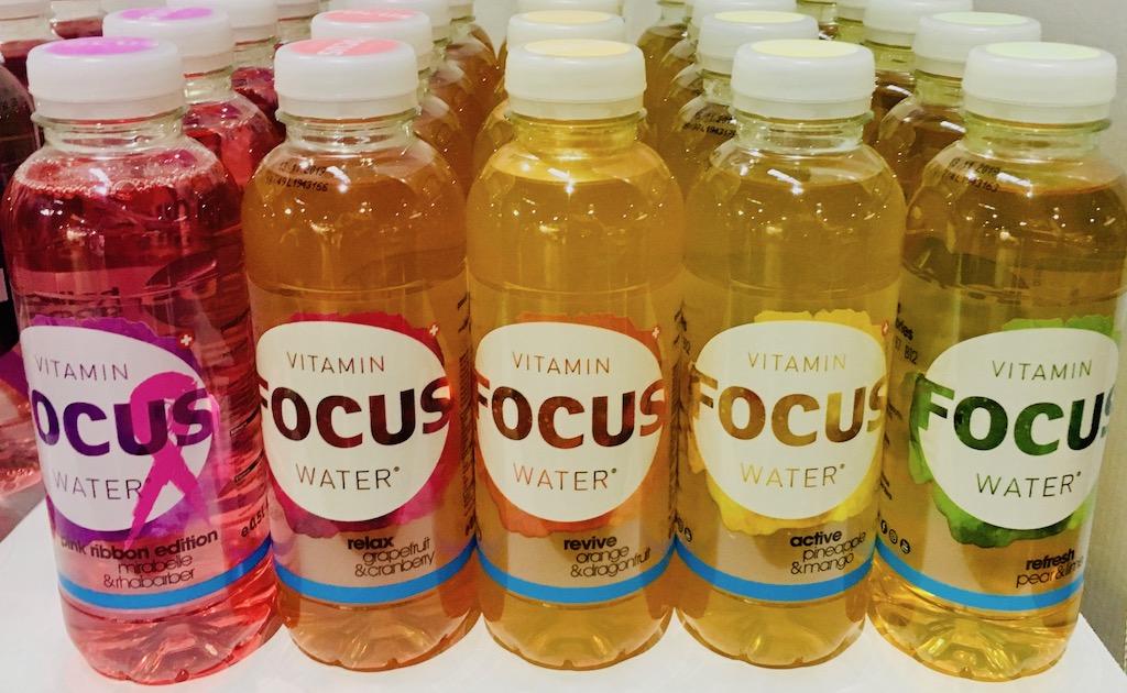 Focus Vitamin Water ProFachhandel Nürnberg 2019