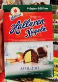 Halloren Kugeln Winter-Edition Apfel-Zimt 2019