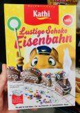 Kathi Lustige Schoko Eisenbahn Backmischung