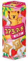 Lotte Thailand Koala-Kekse Erdbeere