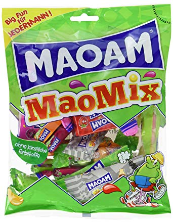 Maoam Maomix Kaubonbons Mischung