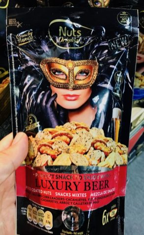 Nuts Original Luxury Beer Snack Mix ProFachhandel Nürnberg 2019 ©oliver@numrich.net