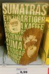 Sumatras Einzigartiger Kaffee Affenmotiv