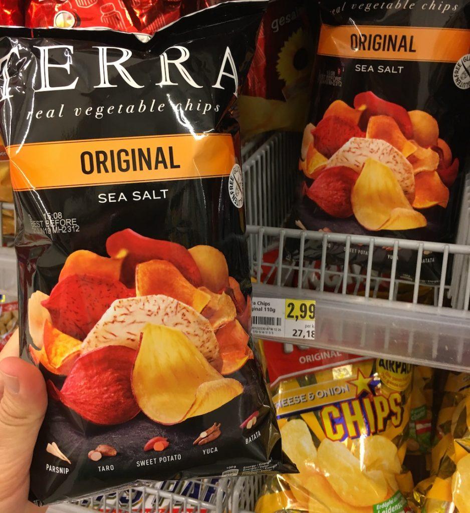 Terra Original Sea Salt Kartoffelchips