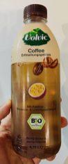Volvic Coffee Arabcia mit Maracuja und Litschiegeschmack