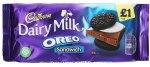 Cadbury dairy milk Oreo-Sandwich