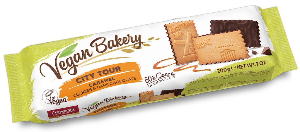 coppenrath vegan bakery City Tour Caramel 200 Gramm