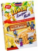 Kuchenmeisters Koala gibt es ab 2019 auch als Knuspermüsli!