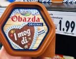 Alpenhain Obazda Original Wiesn Edition Oktoberfest