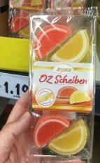 Argenta OZ Scheiben Fruchtgelee von Hand gefertigt