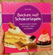 Buchcover Backen mit Schokoriegeln von Janny Hebel