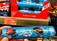 EDEKA Gut+Günstig Cookies n Cream Black+White Kekse