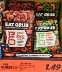 Eat Grub Insektensnack Smoky BBQ und Sweet Chilli-Lime 12 Gramm