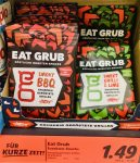 Eat Grub Insektensnack Smoky BBQ und Sweet Chilli-Lime 12 Gramm