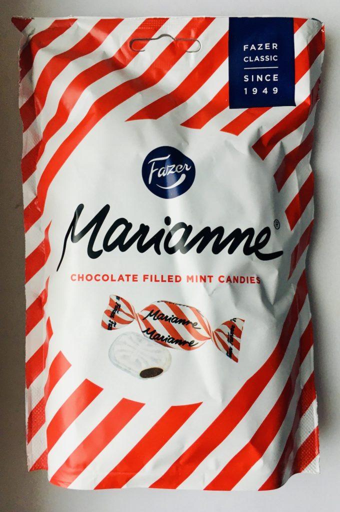 Fazer Marianne Choclate Filled Mint Candies
