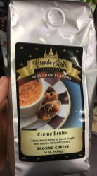 Grande Kaffé Collection World of Flavors Créme Brulee Ground Kaffee