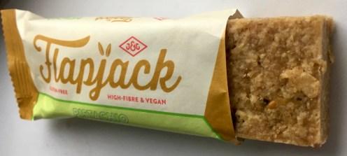 J+J Flapjack Gluten-free High-Fibre+vegan Pistachio Pistazie