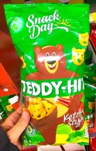 Lidl SnackDay Teddy-Hit Pombär-IMitat