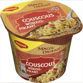 Maggie 5-Minuten-Terrine Magic Orient Couscous Würzig-Pikant
