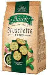 Maretti Sweet Basil-Pesto Brotchips