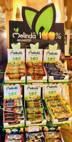 Melinda Display Apfel-Riegel