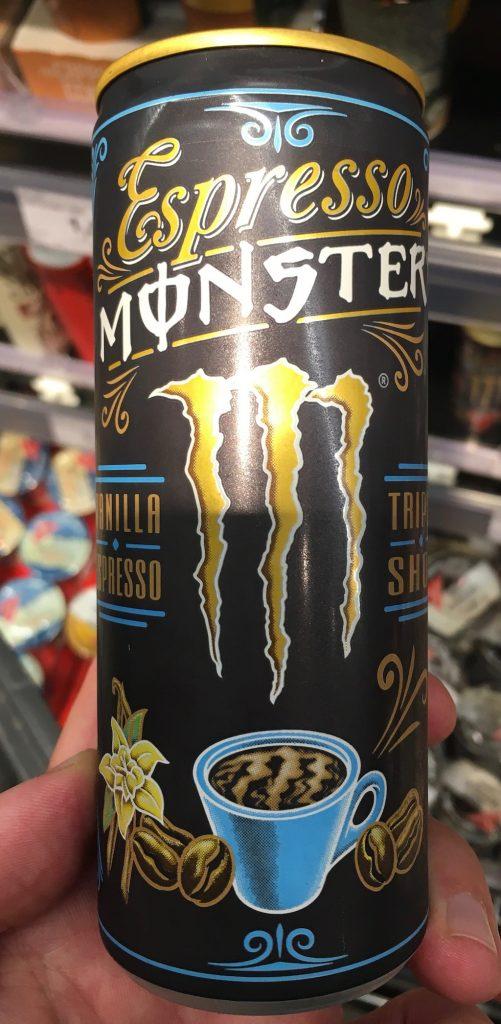Monster Espresso Dose Gekühlter Kaffee
