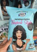Vicente Vidal Crisp the World Napoli Style Frauengestalt