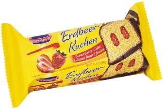 Haltbarer Erdbeerkuchen von Kuchenmeister.