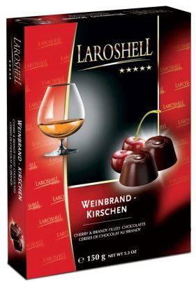 Laroshell Weinbrand-Kirschen.