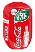 Ferrero Tic Tac Coca Cola Edition: Großdose mit 200 TicTacs.