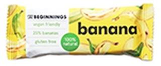 """Beginnings Bananenriegel """"banana"""""""