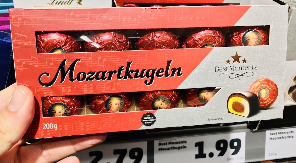 Best Moments Mozartkugeln