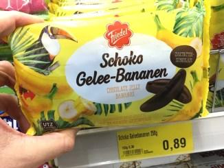 Friedel Schoko Gelee-Bananen