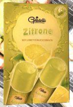 Gelatelli Wassereis Zitronen mit Limettengeschmack