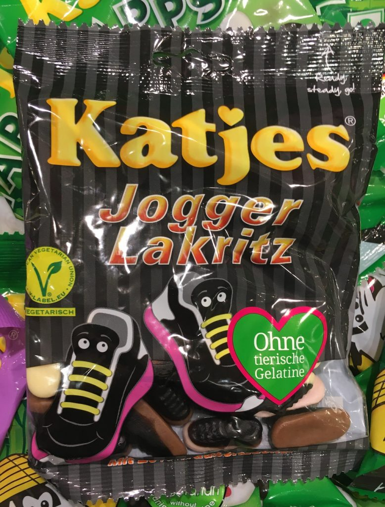Katjes Jogger-Lakritz vegan