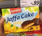 Lidl Sondey Jaffa Cake Orange 300 Gramm