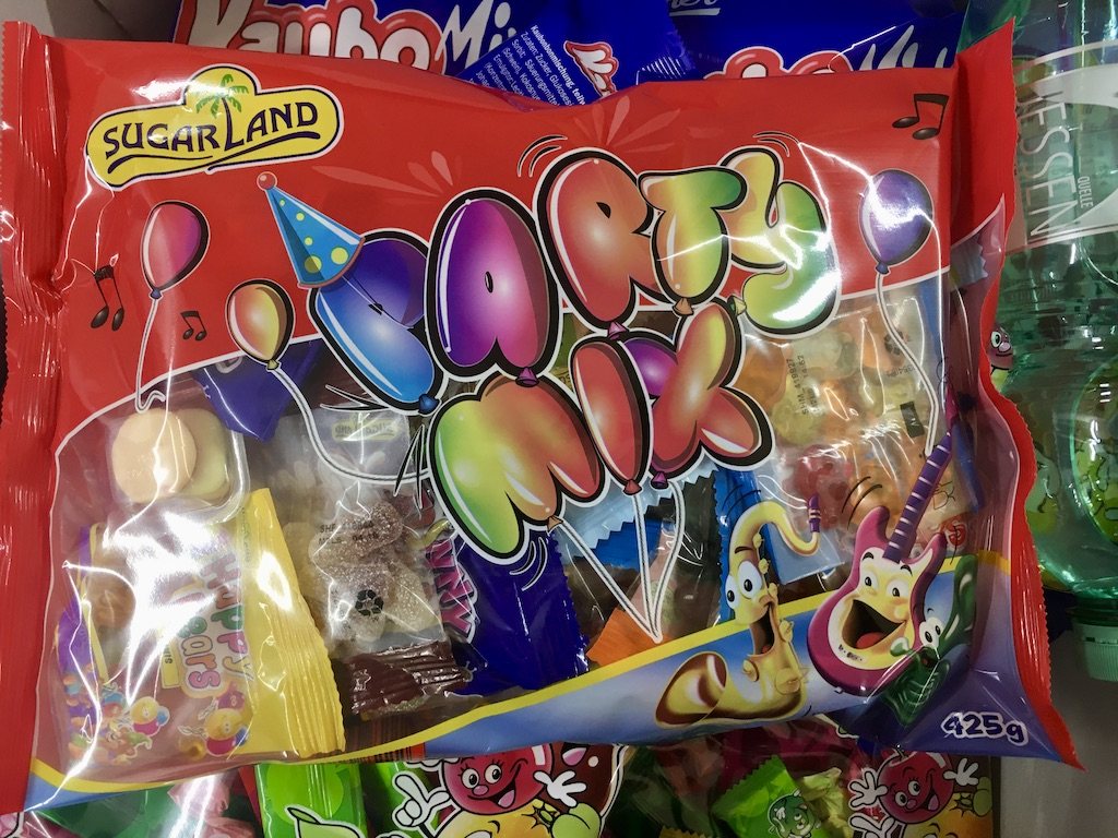 Lidl Sugarland Partymix 425 Gramm Minis