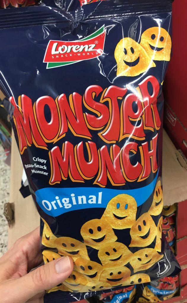 Lorenz Munster Munch Original Chips