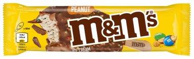 Mars m+m Eiskrem Erdnuss Eis am Stiel