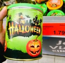 Meierbaer+Albro Roggenvollkornbrot mit Kürbiskernen Halloween