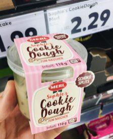 Merl Sophies Cookie Dough Dessertzum Naschen Schokosplits 110 Gramm
